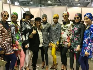 munamer modest fashion show london